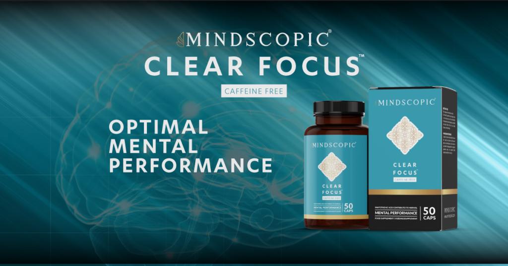 Mindscopic Clear Focus